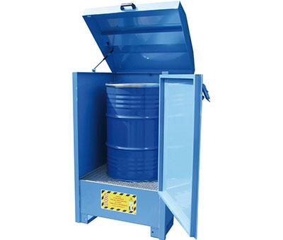 Vasche di Raccolta per 1 fusto da 200 kg. 2