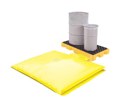 Vaschette di contenimento in polietilene