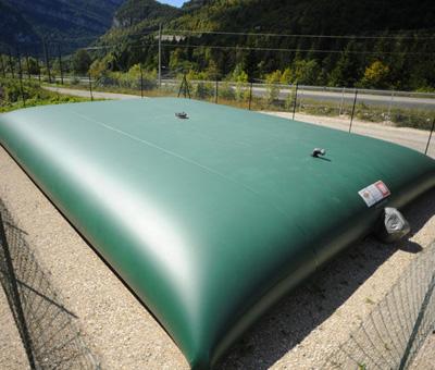 Cisterne flessibili