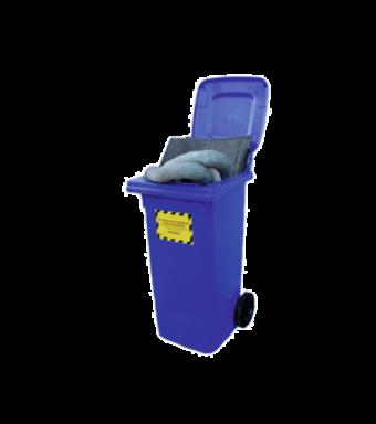 kit universale in contenitori carrellati