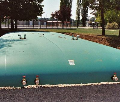 Cisterne flessibili per acque NON potabili