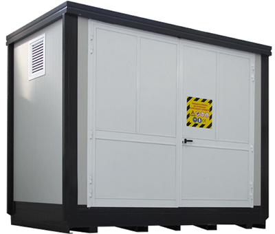 Container di sicurezza per esterni OPEN SPACE