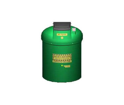 Contenitore per la raccolta di olio esausto 2
