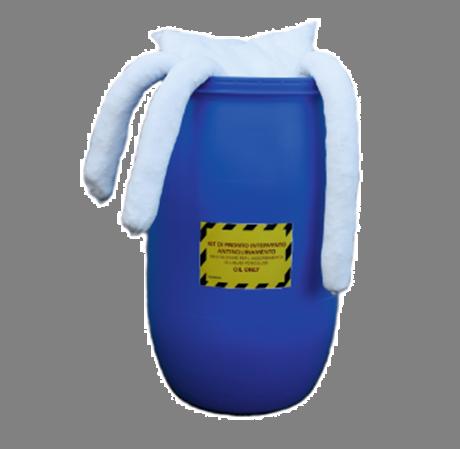 kit oil in fusti omologati