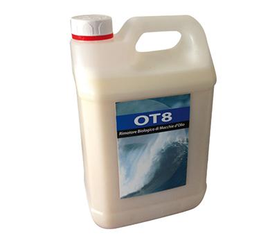OT8 Liquido enziamatico