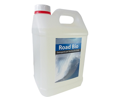 ROAD BIO Rimotore di idrocarburi su alsfalti