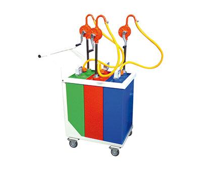 Sistemi mobili di estrazione e distribuzione di liquidi. 2