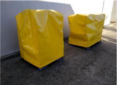 Cappucci di copertura in PVC