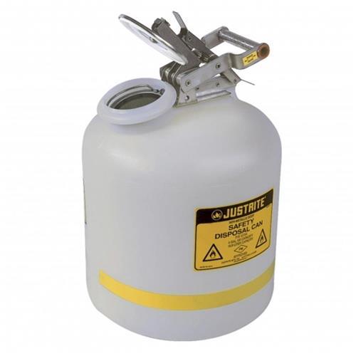 contenitore sicurezza smaltimento liquidi