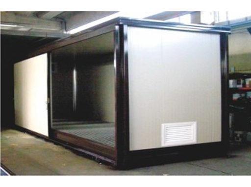 container coibentato per cisternette